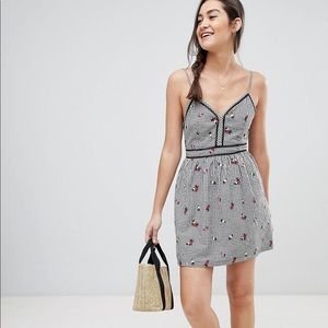 ASOS Superdry Gingham Cami Dress